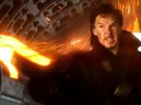 Doktor Strange - zwiastun