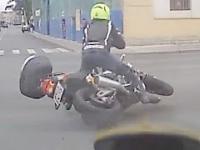 Wypadki motocyklowe / wrzesień 2016.