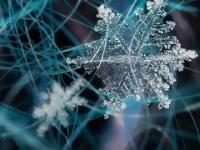 Proces narodzin płatki śniegu