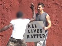 Black Lives Matter vs All Lives Matter