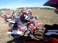 3 Cross-country Winów 25.09.2016 honda crf 450