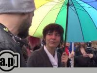 Pyta.pl na marszu kobiet w Warszawie