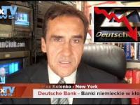 Banki niemieckie w kłopocie - Max Kolonko Mówi Jak Jest