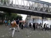 Francja - zamieszki z udziałem imigrantów