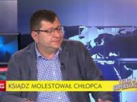 Raport - Proboszcz molestował chłopca - 04.10.2016