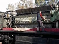 Odpalanie dużych silników o wielkiej mocy