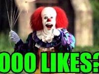 10 najstraszniejszych filmów z klaunami znalezionych na youtubie