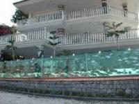 Niezwykła ściano-akwarium