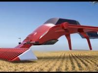 Mega maszyny świata: Traktor, Kombajn i inne