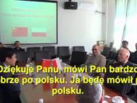 Janusz Korwin Mikke mówi po chińsku