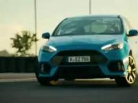Ford Focus RS 2016 - Drift Compilation