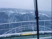 Sztorm na Morzu Północnym