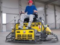 Najnowsze światowe technologie betonowania, mega maszyny i sprzęt