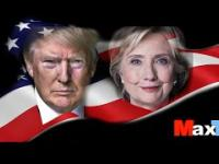 Max Kolonko - Election'16 Clinton Trump Debata w MaxTV