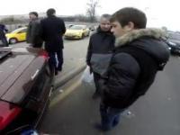 Wypadek Lambo w Rosji