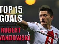 15 najładnieszych bramek Roberta Lewandowskiego