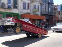 Lowriders and other vehicles: Cesar Chavez Day Parade San Francisco 2015, Part 2
