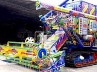 Kombajn i Traktor Azji: Dziwny mega maszyny