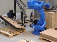 Zautomatyzowany zakład stolarski