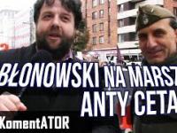 Jabłonowski i ATOR na Marszu przeciw CETA - Wywiad