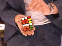 Niesamowity magik z Kostką Rubika w Mam Talent