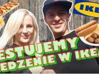 IKEA- TEST TANIEGO ŻARCIA! ZJEDLI WSZYSTKO!!!