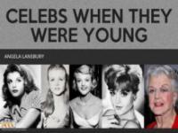 Stare fotografie celebrytów 3