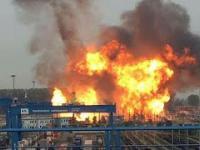 Wybuch w fabryce chemicznej BASF