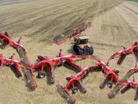 Dziwne współczesne mega maszyny: Traktor, Kombajn i inne