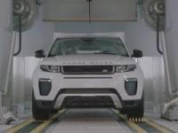 Range Rover Evoque - tak wygląda proces produkcji