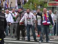 Legioniści w Madrycie