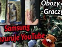 Samsung Cenzuruje Youtube - Obozy Dla Graczy i Feministki Hejtują Battlefield 1