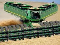 Współczesne mega maszyny świata: Traktor, ładowacz i inne