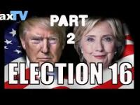 Max Kolonko: (2) Election'16 Clinton vs Trump Wybory w USA w MaxTV