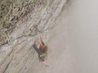 Tak się robi najtrudniejszą drogę w polskich Tatrach