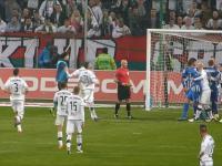 Awantura na boisku: Buric vs Malarz, Legia - Lech 22.10.2016