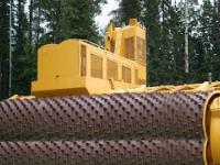 Leśne tanki. Sekretne Eksperymentalne Mega Maszyny