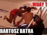 Bartosz Batra i efektowny nokaut