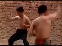 Trening Ostrych Zawodników Chiny