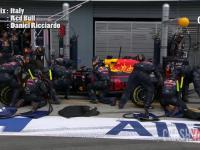 Najszybsze Pit Stopy w F1