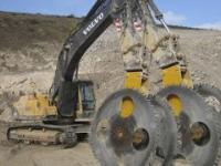 Mega Maszyny: Gigantyczne piły dla wydobywania marmuru i granitu