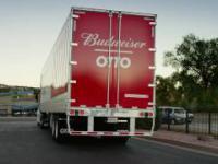 Pierwsza ciężarowa dostawa piwa ciężarówka kierowana przez elektronicznego kierowce.