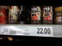 Ceny w chińskich hipermarketach