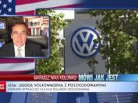 Mariusz Max Kolonko - Ugoda Volkswagena z poszkodowanymi