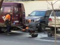 Współczesne budownictwo dróg. Rosja przeciwko USA