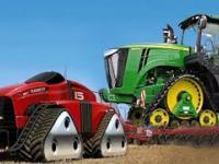 Przyszłe Mega maszyny świata: Traktor, Kombajn i inne