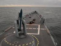 ORP Kościuszko na manewrach Cold Response 16 za kołem podbiegunowym