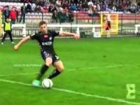 Młody talent polskiej piłki - Miłosz Przybecki