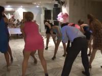 Zabawa na rosyjskim weselu