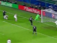 Cristiano Ronaldo kontra Legia Warszawa